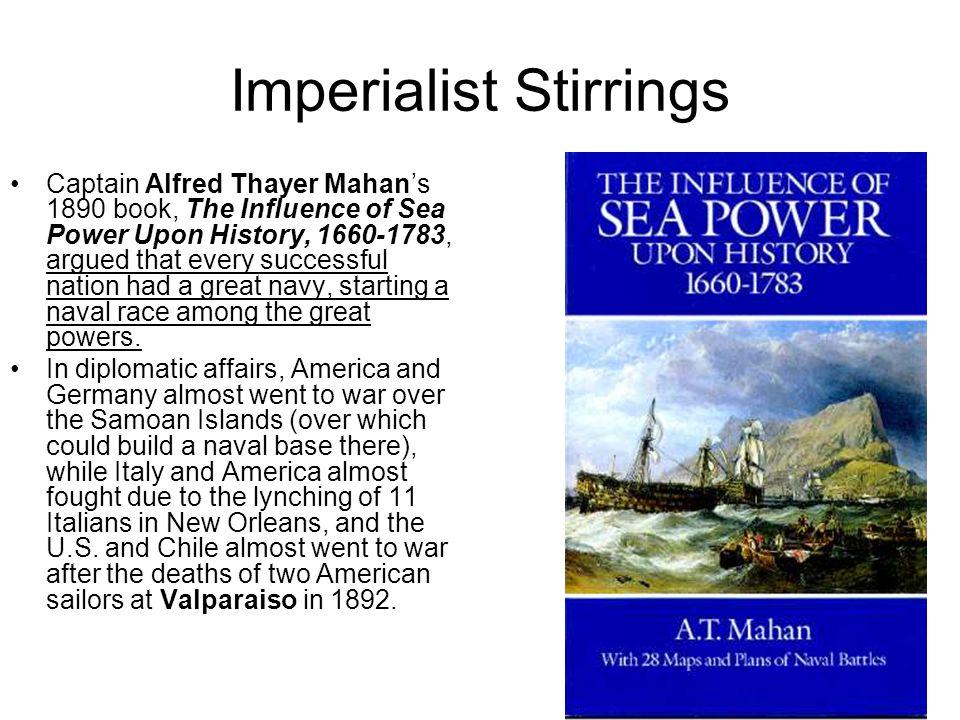 Imperialist Stirrings