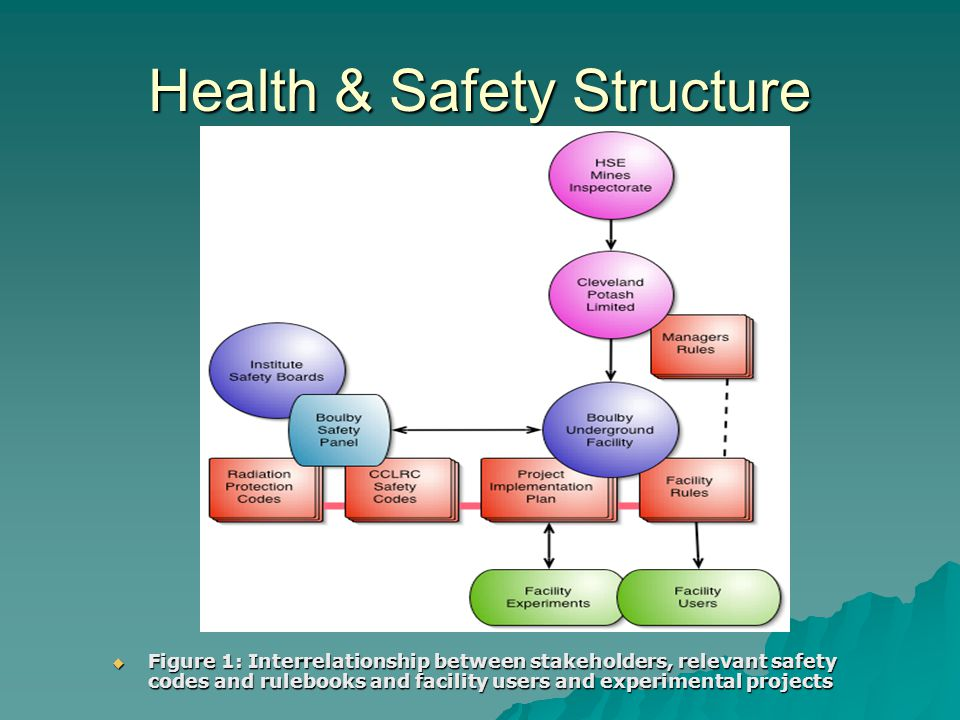 Health & Safety Structure