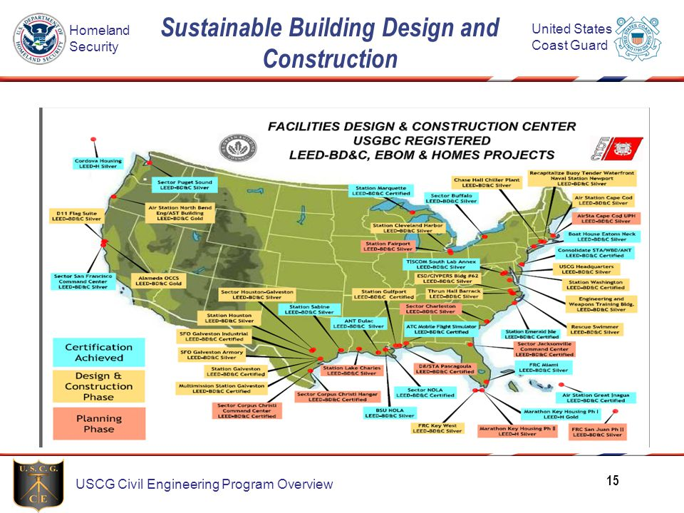 Sustainable Building Design and Construction