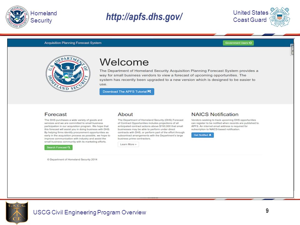 DHS - Dept of Homeland Security CBP - Customs and Border Protection