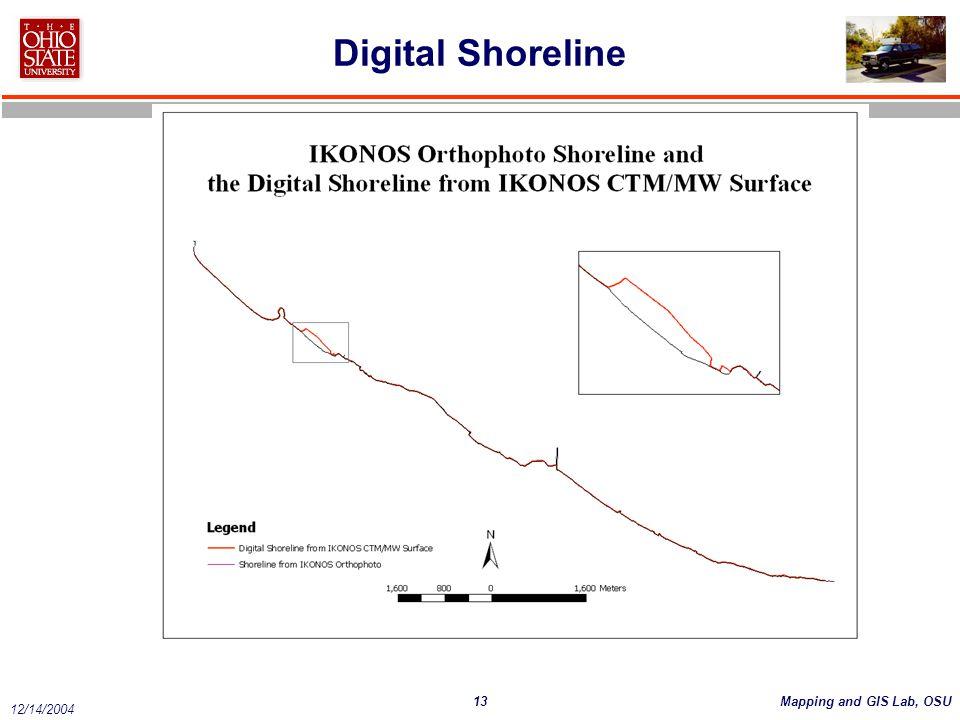 Digital Shoreline 12/14/2004