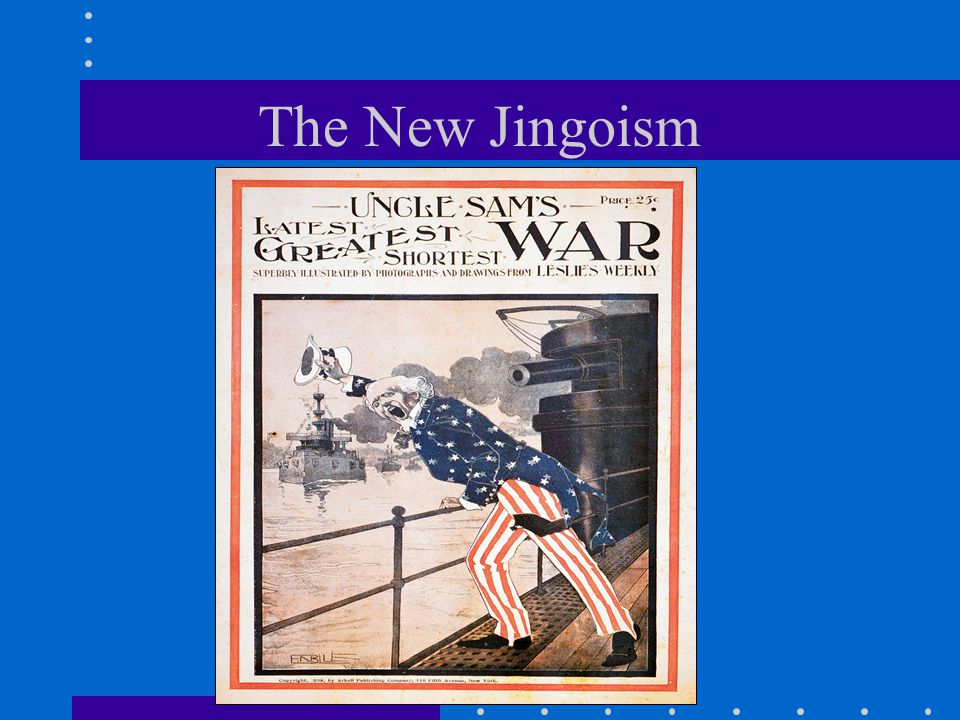 The New Jingoism
