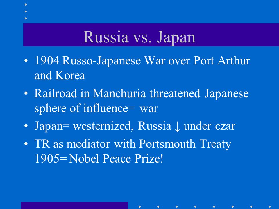 Russia vs. Japan 1904 Russo-Japanese War over Port Arthur and Korea