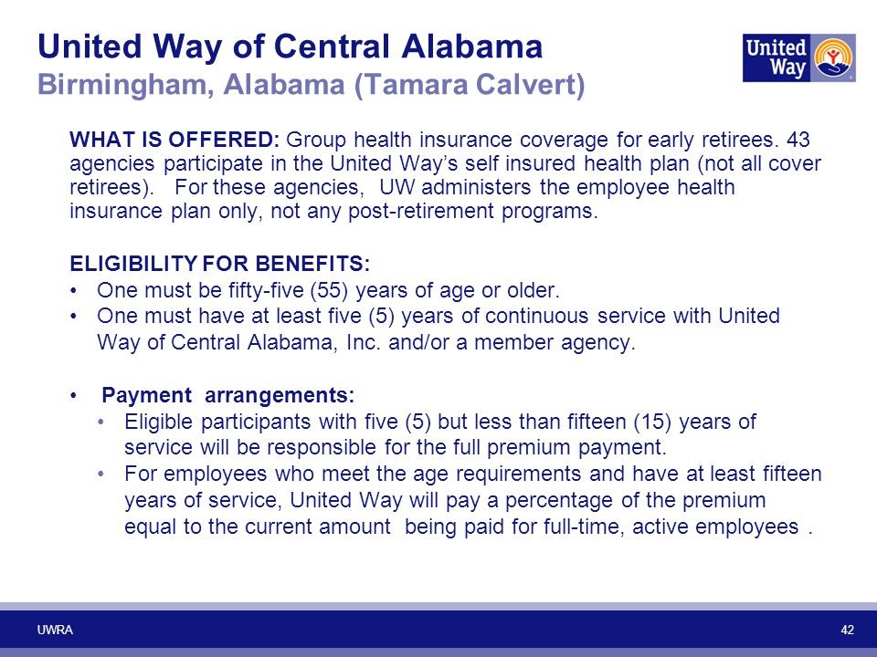 United Way of Central Alabama Birmingham, Alabama (Tamara Calvert)