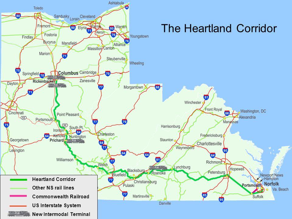 The Heartland Corridor