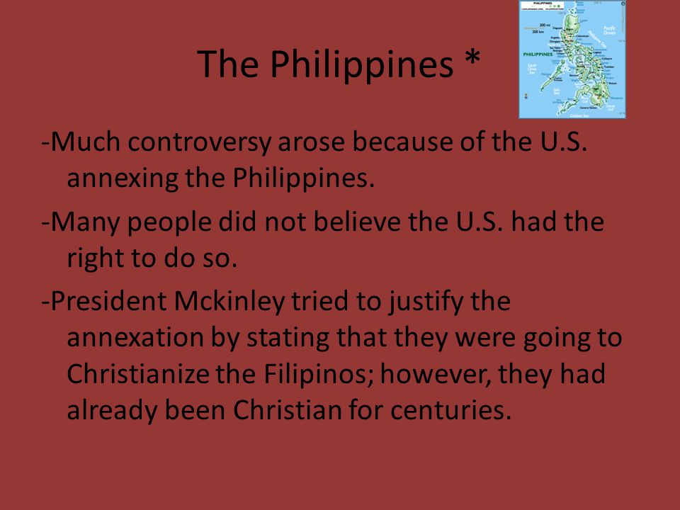 The Philippines *