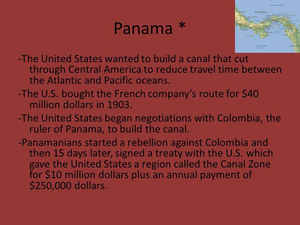 Panama *