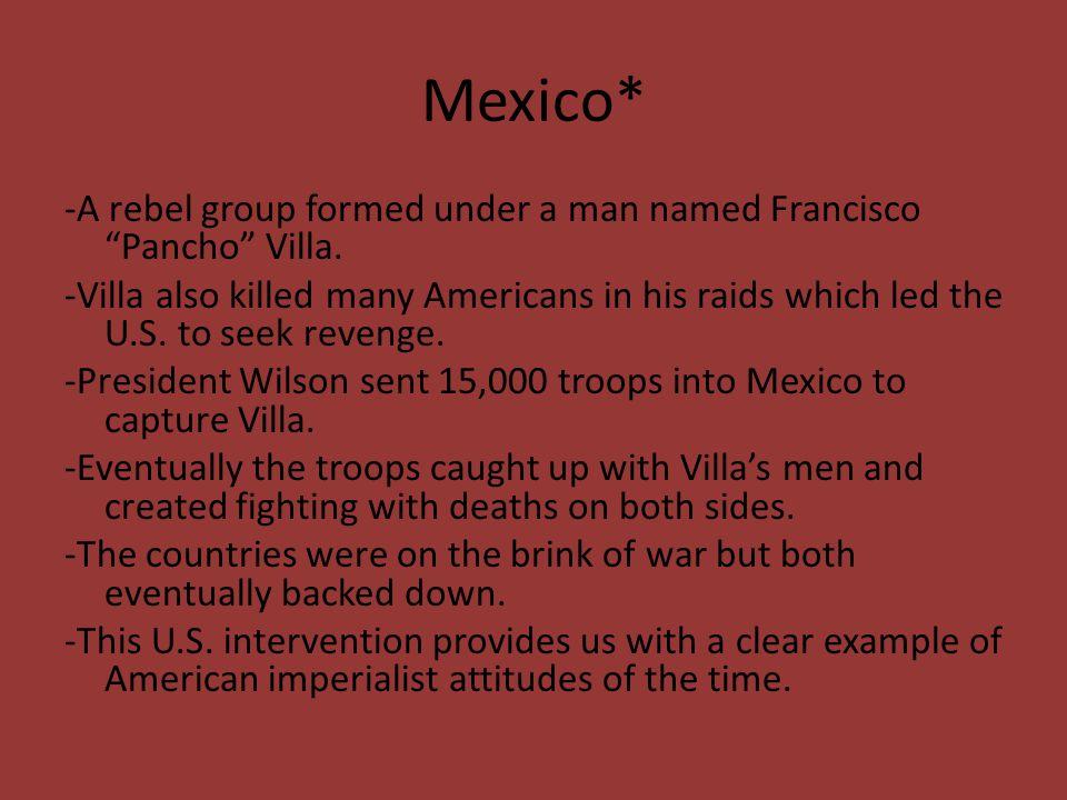 Mexico*
