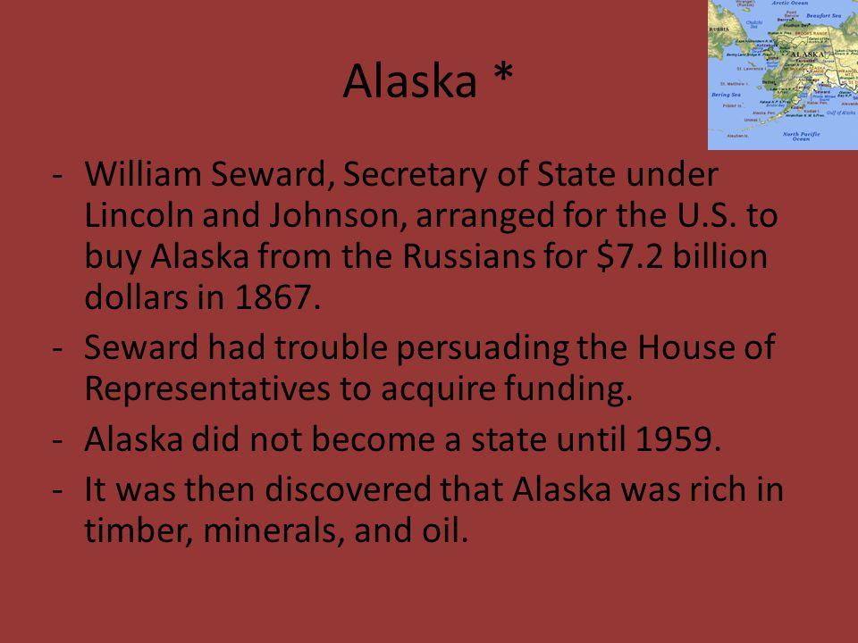 Alaska *