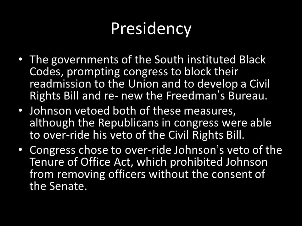 "The era of the ""hands-off"" president. - ppt download"