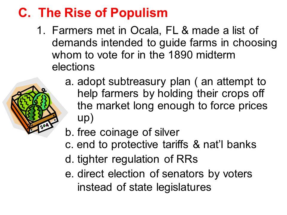 C. The Rise of Populism