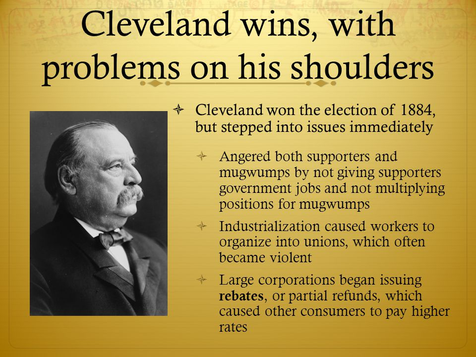 Cleveland wins, with problems on his shoulders