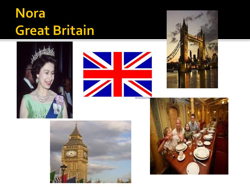 Nora Great Britain