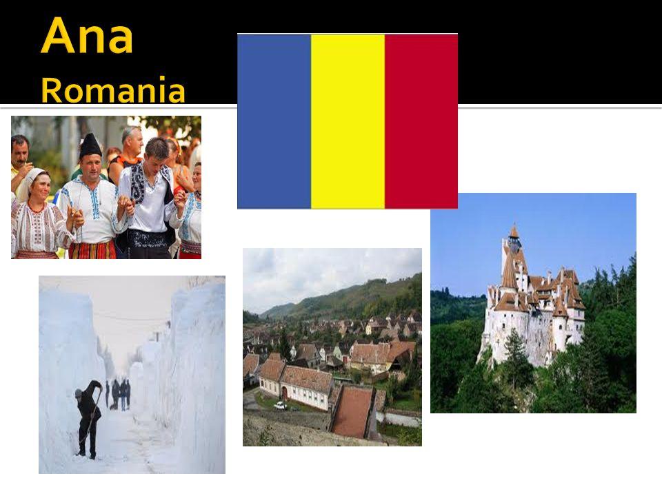 Ana Romania