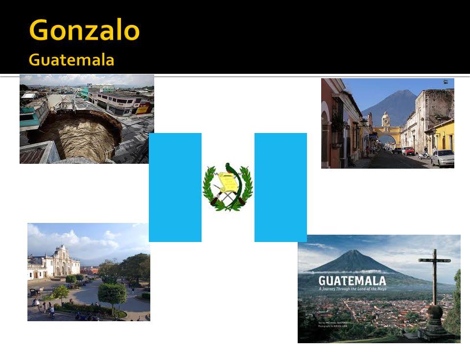 Gonzalo Guatemala