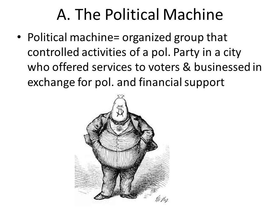 A. The Political Machine
