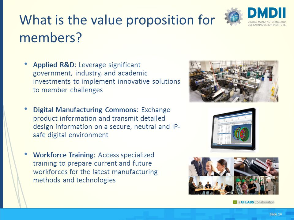 What is the value proposition for members