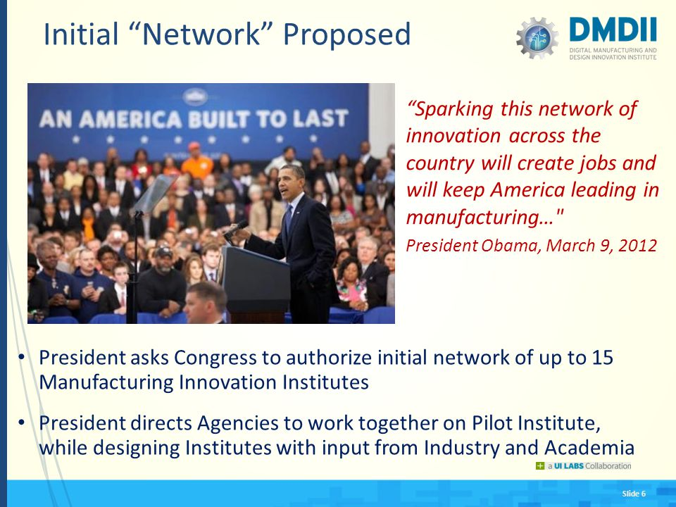 Initial Network Proposed