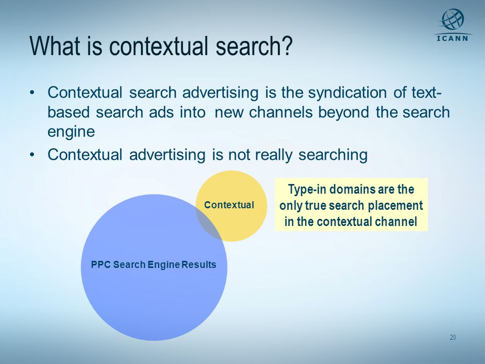 What is contextual search