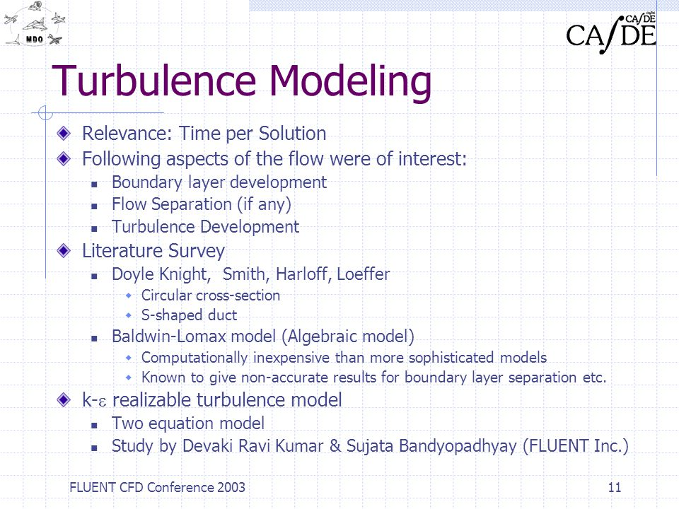 Turbulence Modeling Relevance: Time per Solution