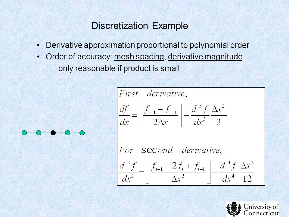 Discretization Example