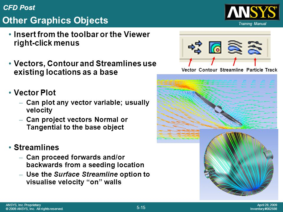 Other Graphics Objects