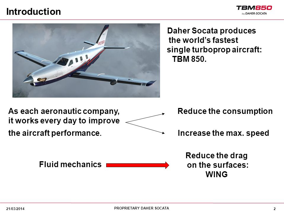 single turboprop aircraft: