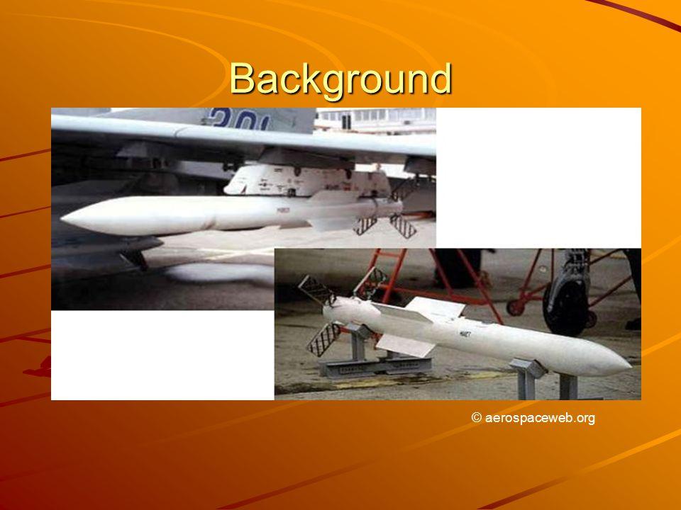 Background © aerospaceweb.org