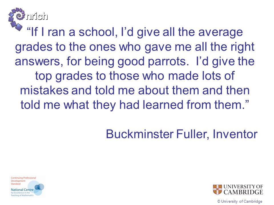 Buckminster Fuller, Inventor