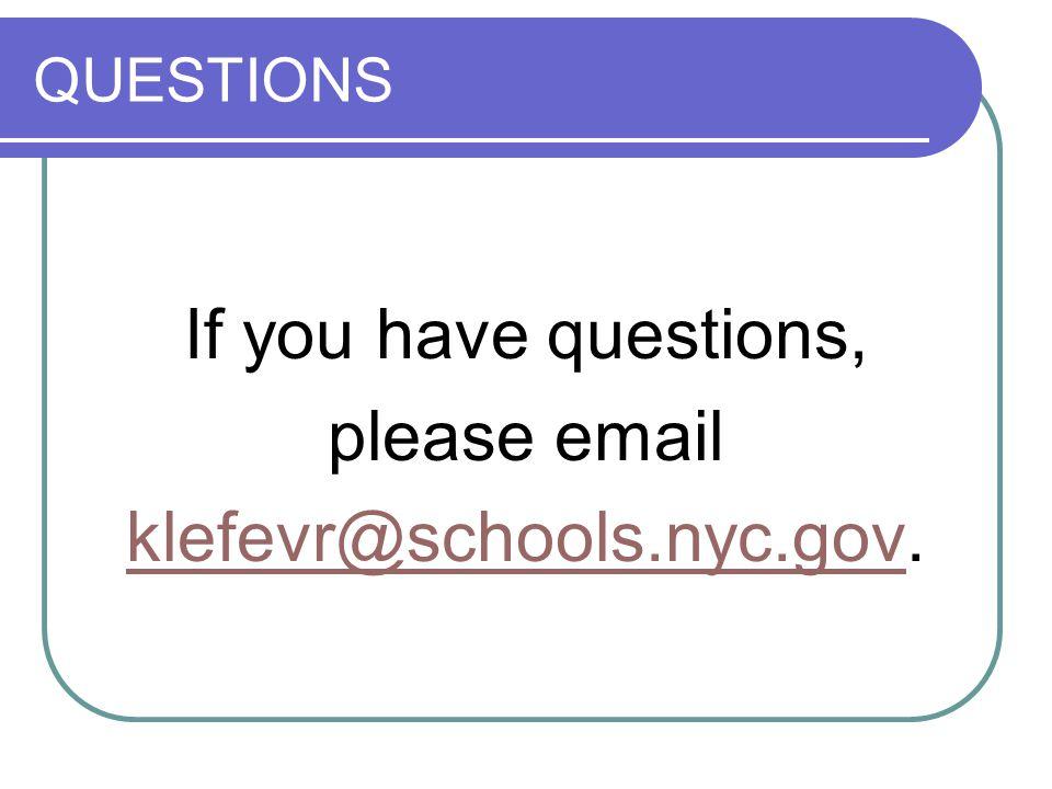 klefevr@schools.nyc.gov.