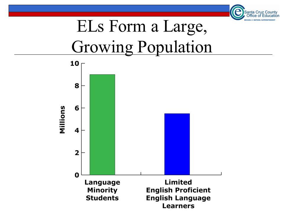 ELs Form a Large, Growing Population