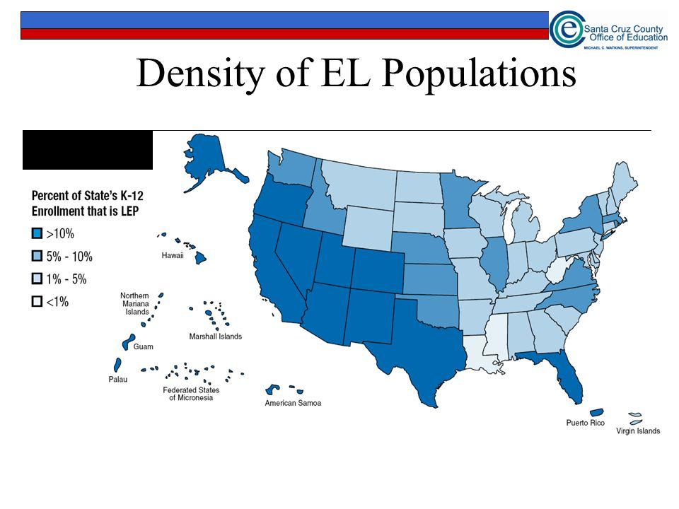Density of EL Populations
