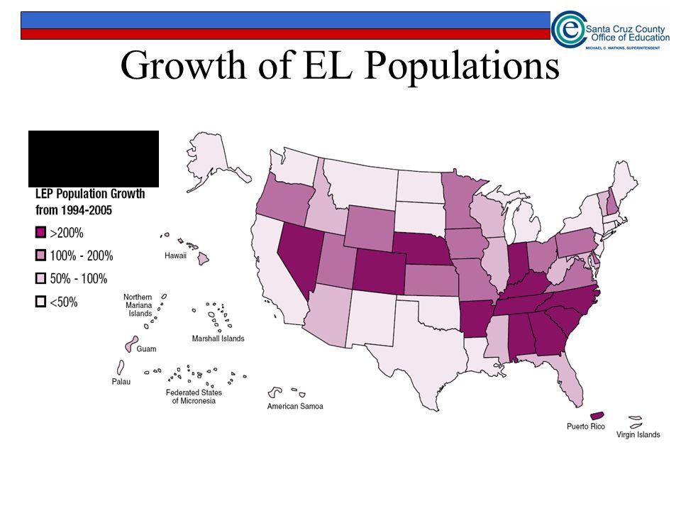 Growth of EL Populations