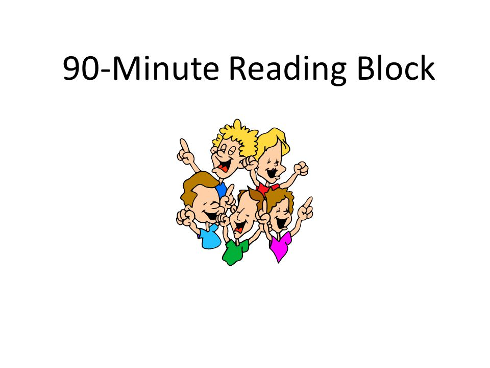 90-Minute Reading Block