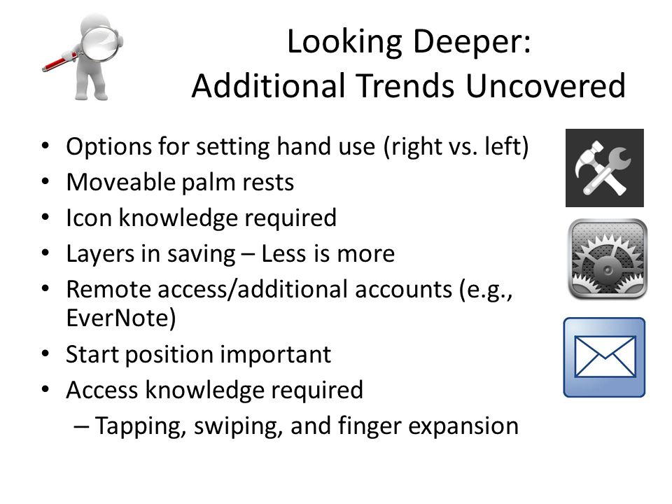 Looking Deeper: Additional Trends Uncovered