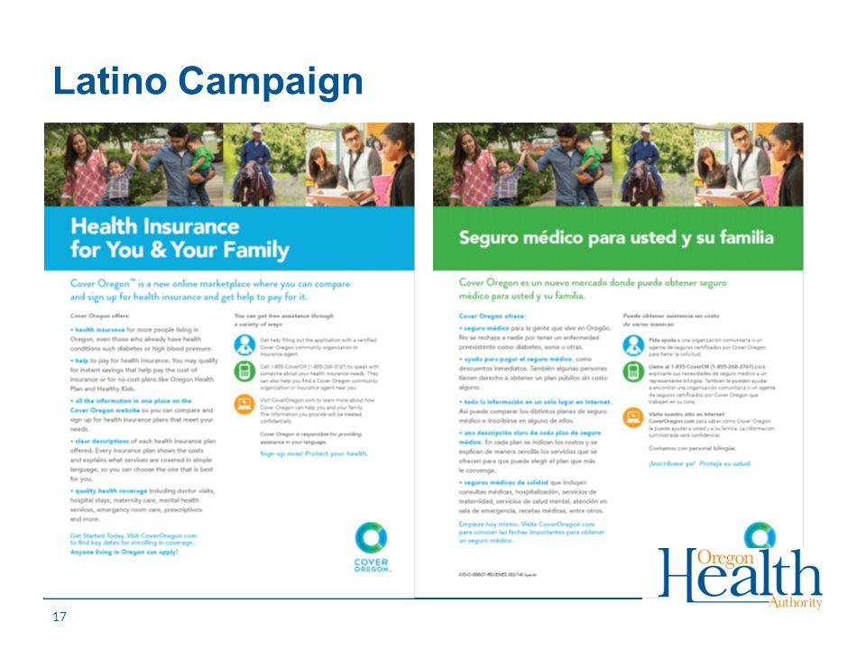 Latino Campaign