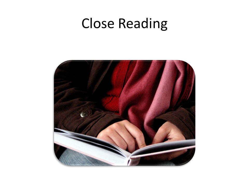 Close Reading Close Reading 90