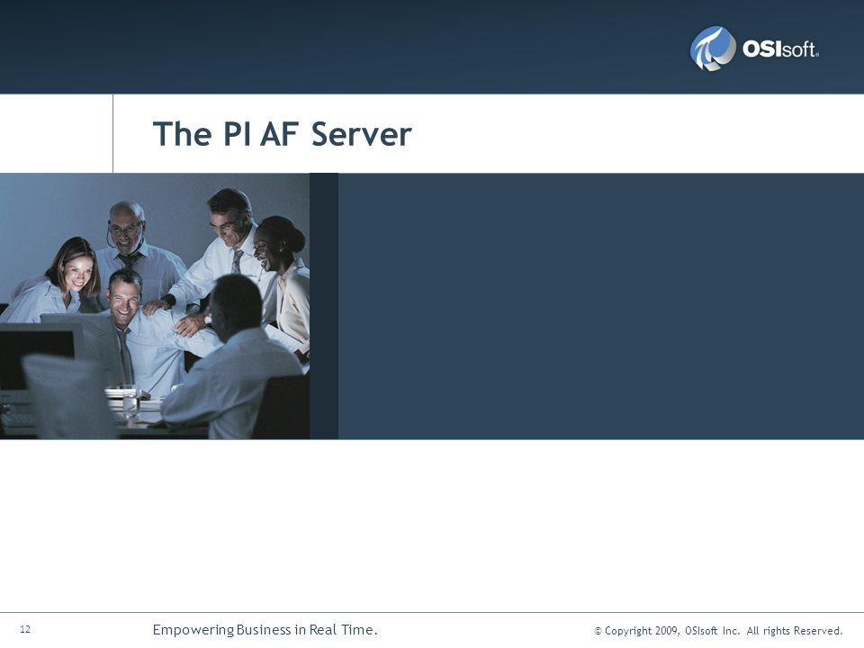 The PI AF Server