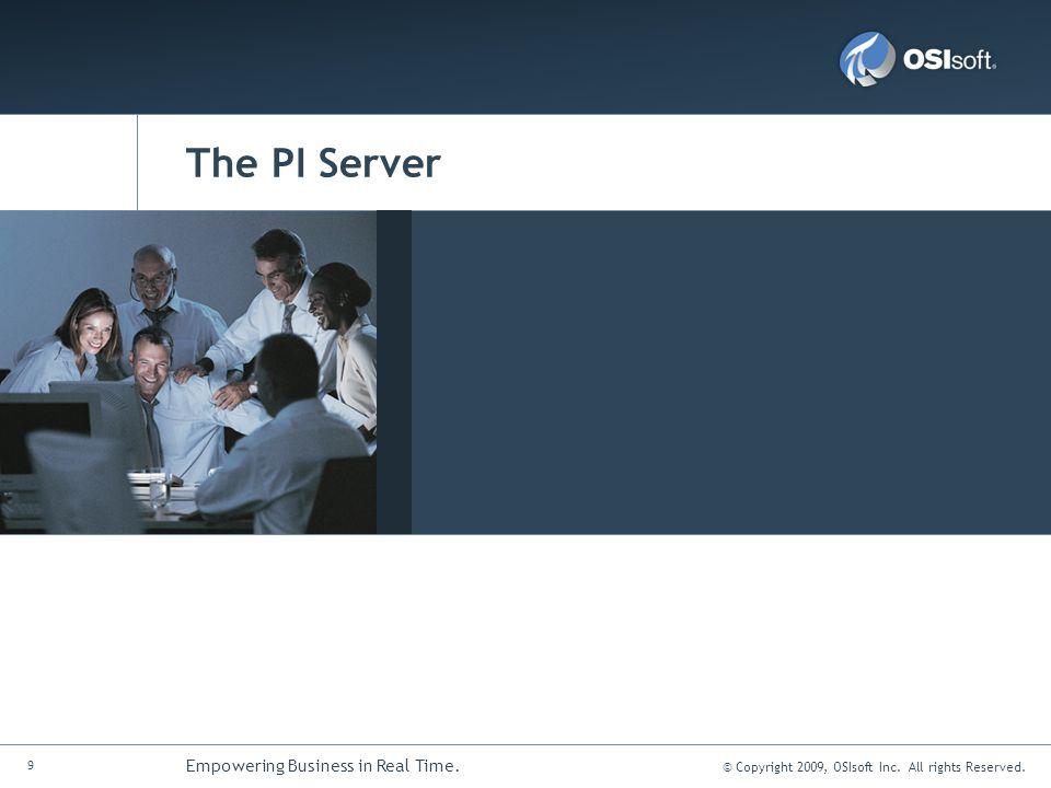 The PI Server