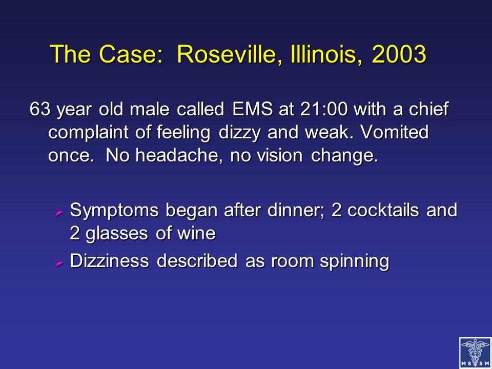 The Case: Roseville, Illinois, 2003