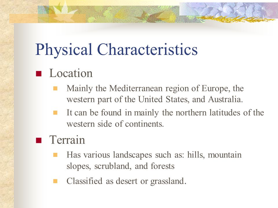 Biomes: Chaparral By: Jason Mollerup - ppt video online ...