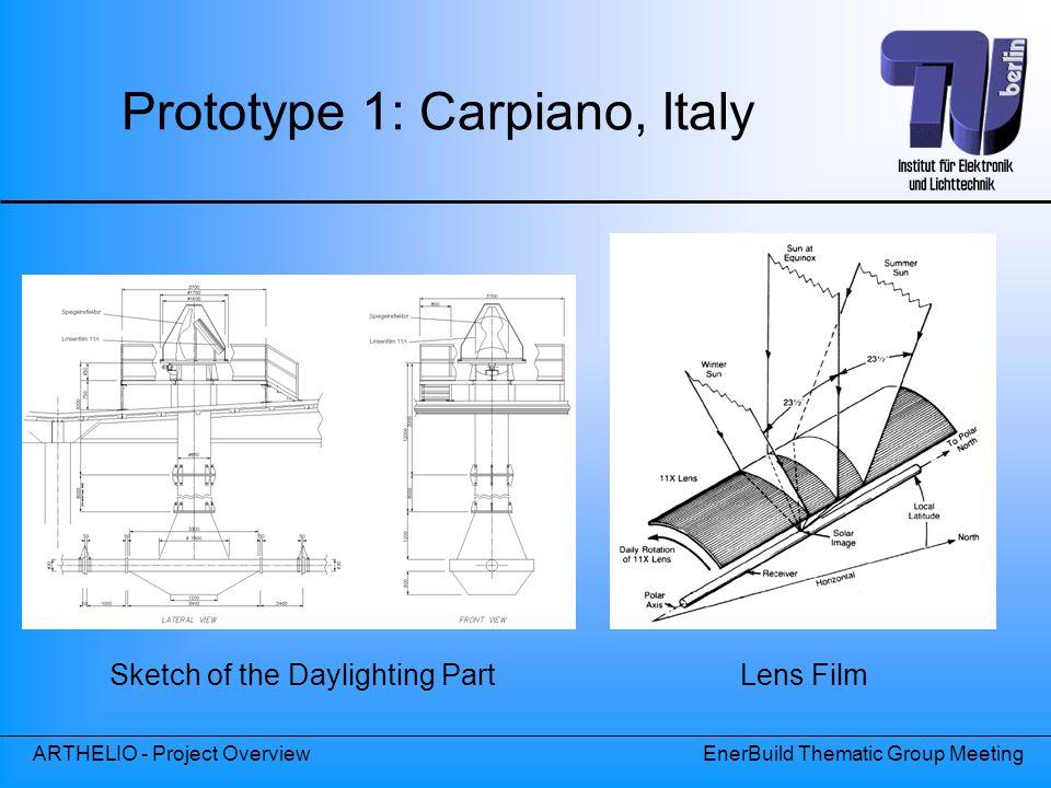 Prototype 1: Carpiano, Italy