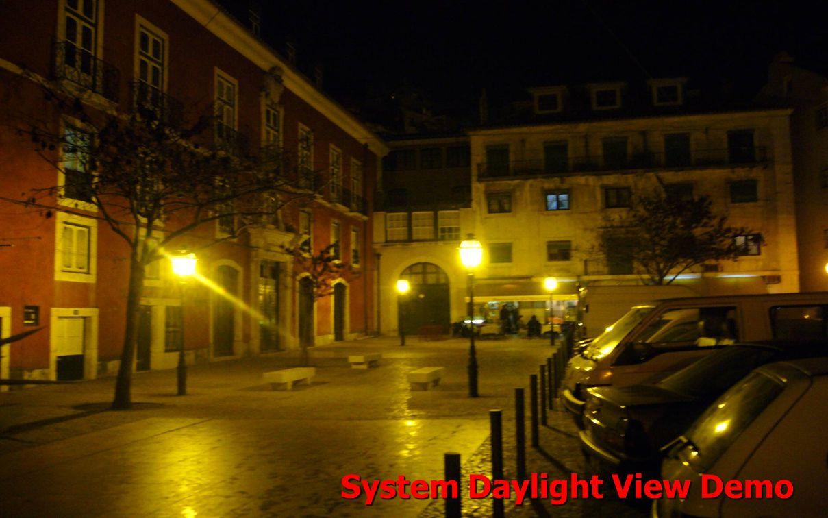 System Daylight View Demo