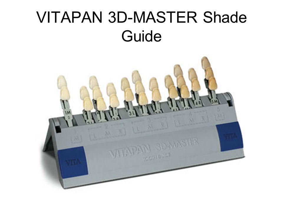 VITAPAN 3D-MASTER Shade Guide