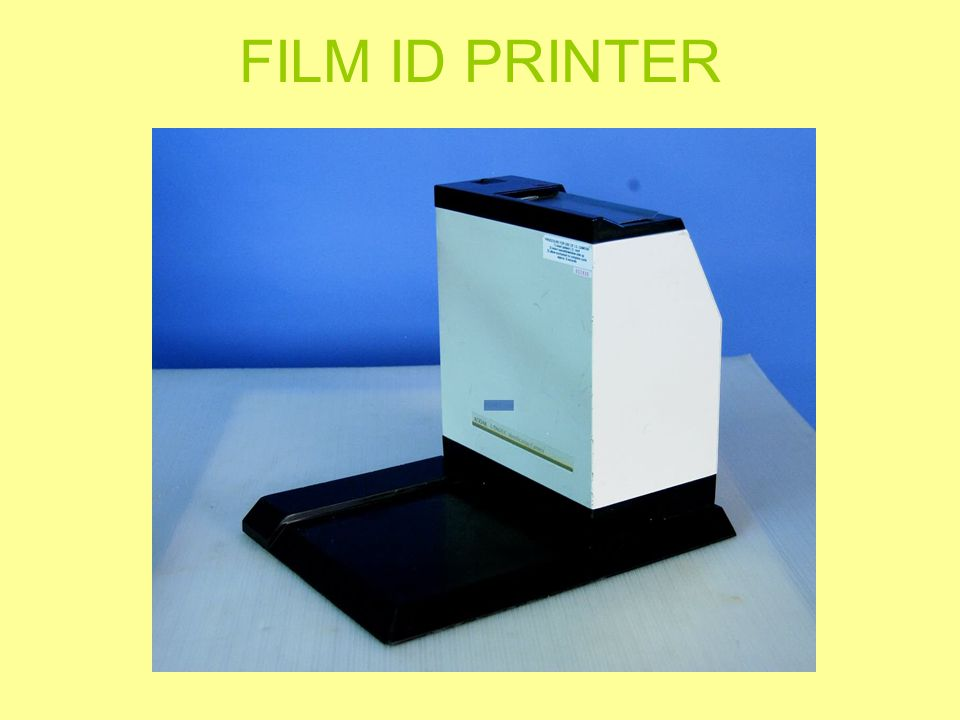 FILM ID PRINTER