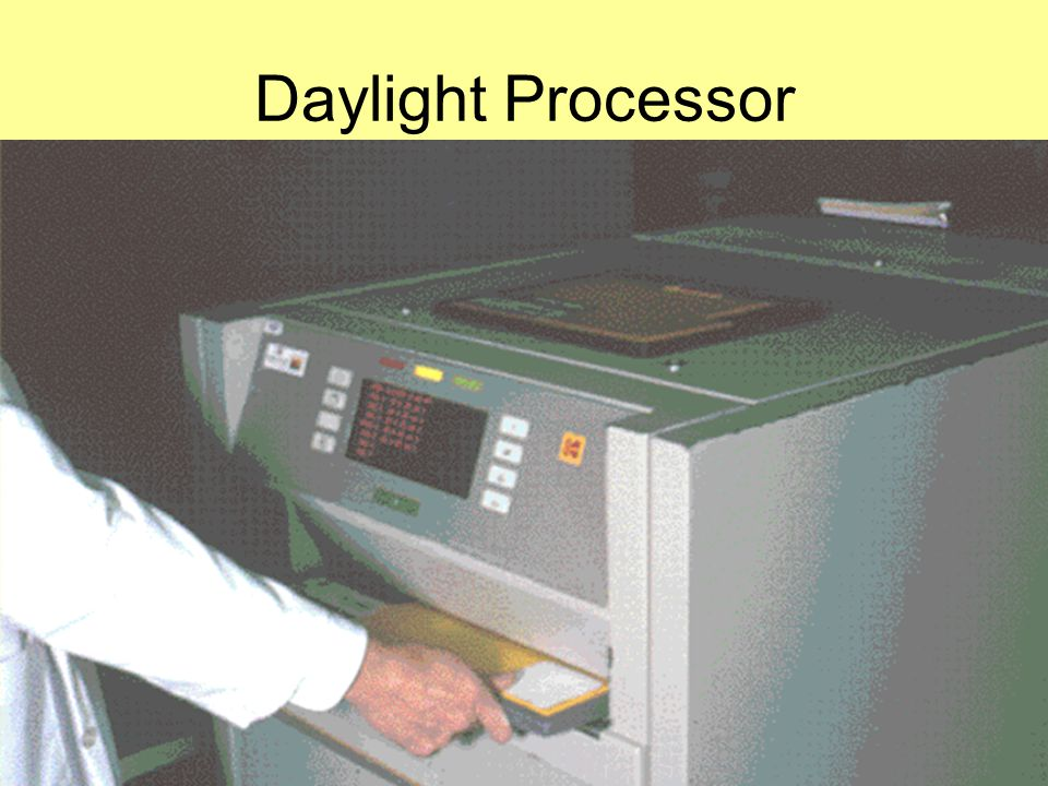 Daylight Processor