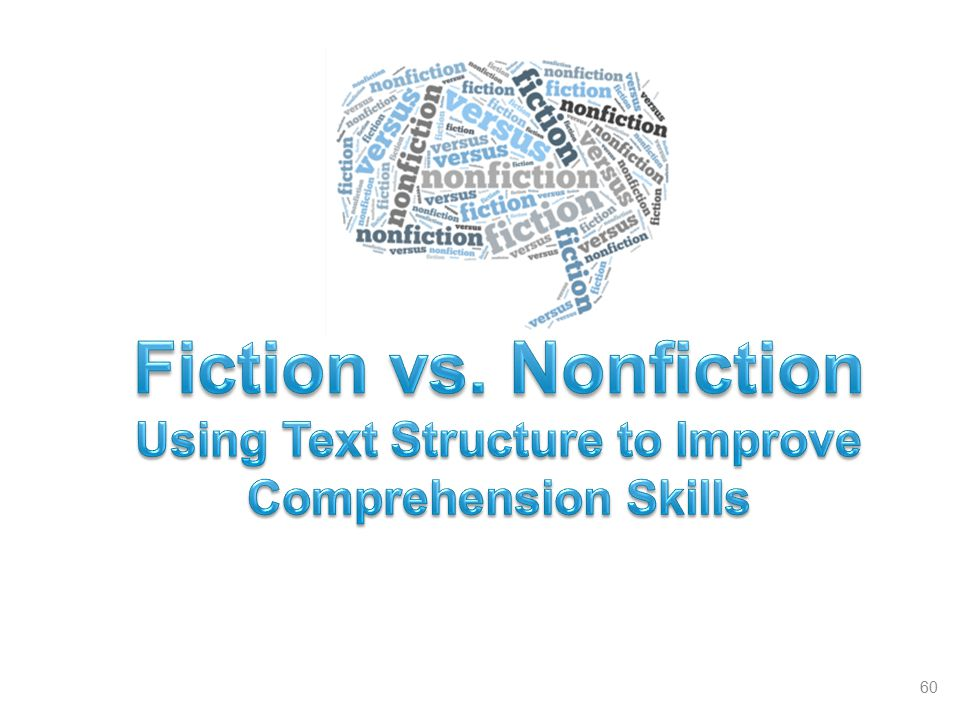 Using Text Structure to Improve Comprehension Skills