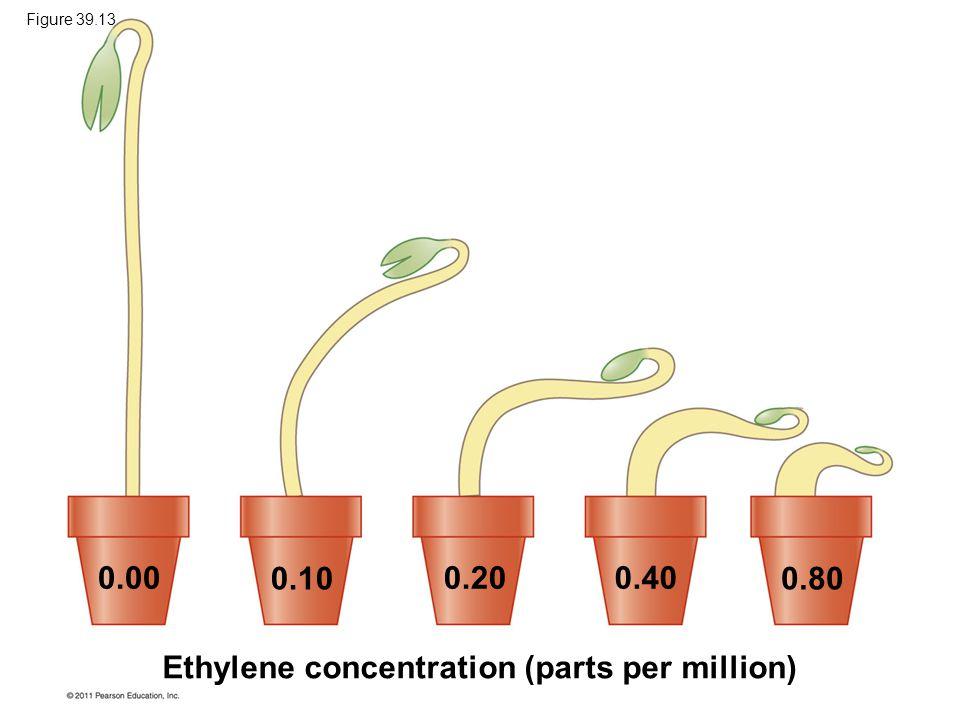 Ethylene concentration (parts per million)