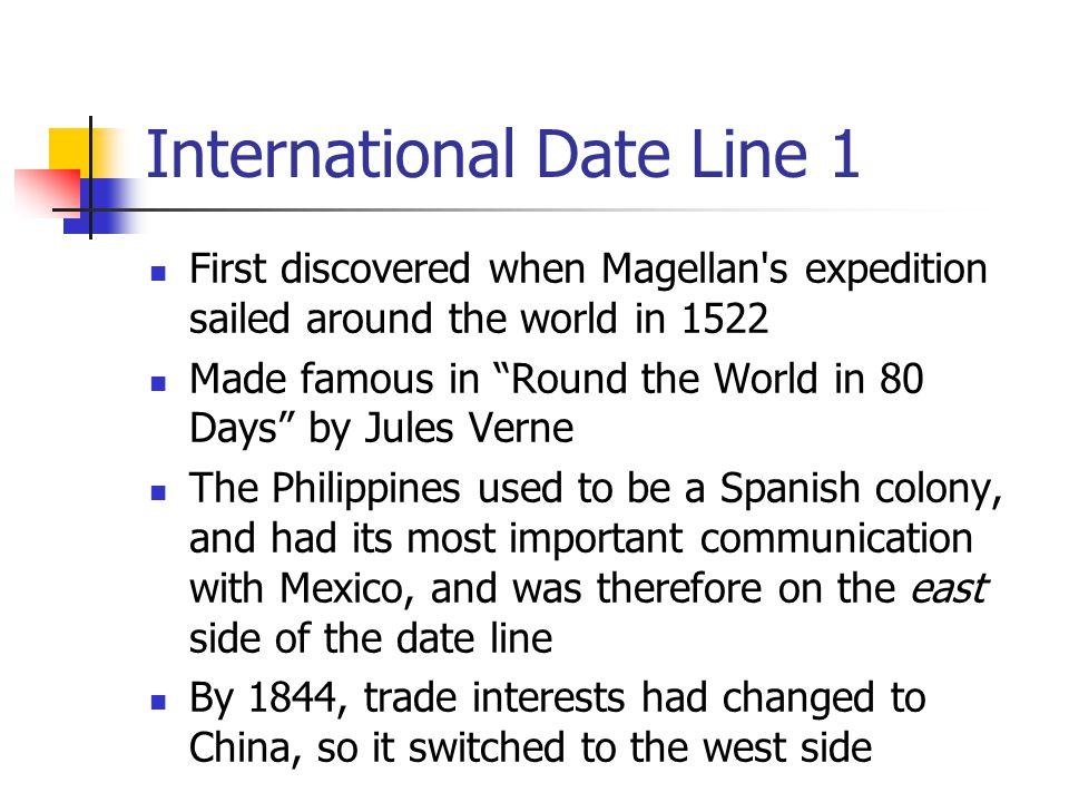 International Date Line 1