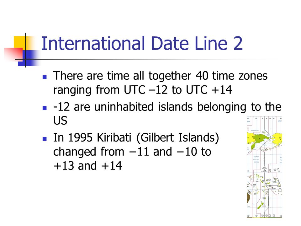 International Date Line 2